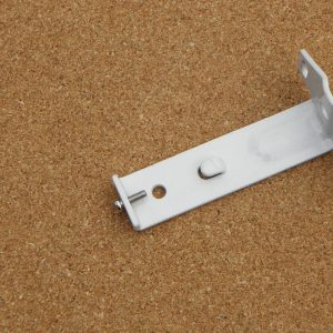 window frame vertical blind fixing bracket