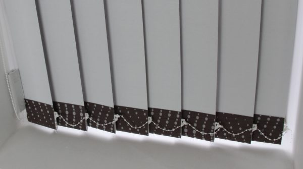 89mm Lucto Sable Blackout Replacement Slats-426