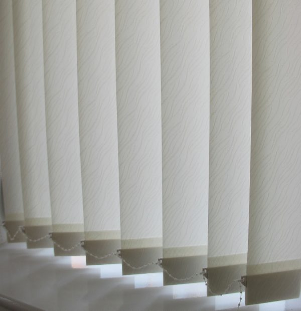 89mm Chenielle Cream Replacement slats -0