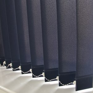 89mm Eclipse Plain Navy Blue Replacement Slats-0