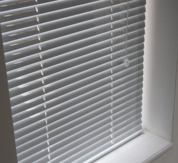 25mm Platinum Aluminium venetian Blind-547