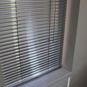 25mm Platinum Aluminium venetian Blind-0