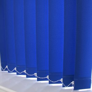 89mm Eclipse Pallette Glacier Blue Vertical Blind -0