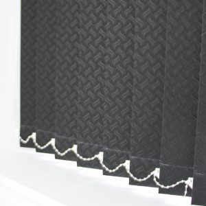 89mm Swirl Black Replacement Slats-0