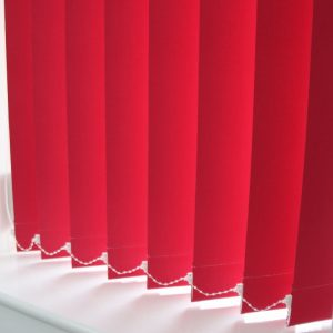 Banlight Fushia blackout Vertical Blind-0