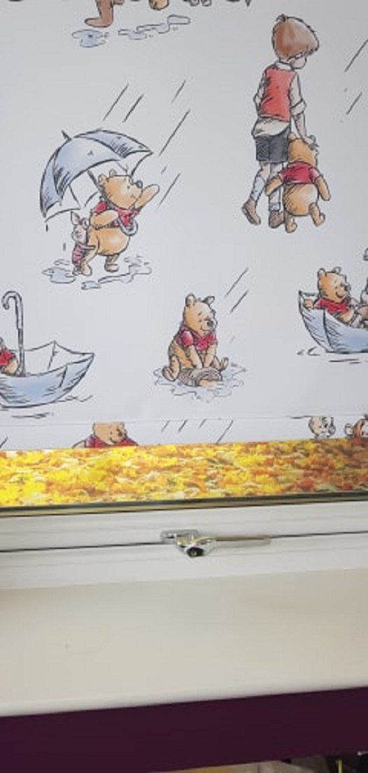 Disney Winnie The Pooh And Friends Roller Blind