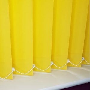 yellow blind