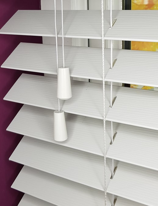 wood look blinds
