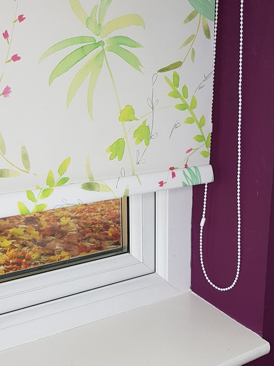 blinds for kitchen