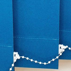 Blue replacement slats
