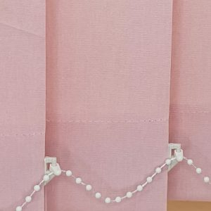 baby Pink Blinds